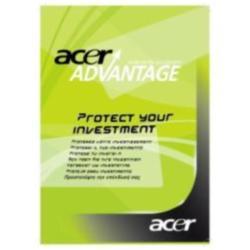 Extension Acer AcerAdvantage - Contrat de maintenance prolongé - pièces et main d'oeuvre