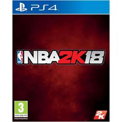 Videogioco NBA 2K18 PS4