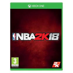 Videogioco NBA 2K18 Xbox One