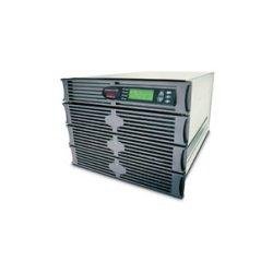 UPS onduleur APC Symmetra RM 4kVA Scalable to 6kVA N+1 - Tableau d'alimentation (rack-montable) - CA 230 V - 4000 VA - Ethernet - connecteurs de sortie : 10 - noir