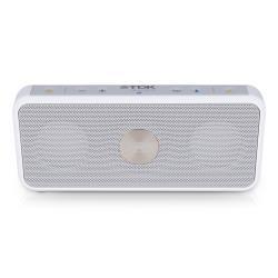 haut-parleur sans fil TDK Life on Record TREK A26 - Haut-parleur - pour utilisation mobile - sans fil - 4 Watt - blanc