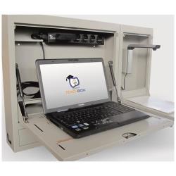 Europe teachbox - unità cabinet tcbbox
