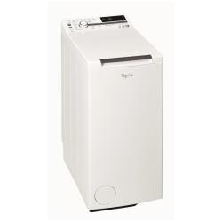 Lave-linge Whirlpool TDLR 70230 ZEN - Machine à laver - pose libre - largeur : 40 cm - profondeur : 60 cm - hauteur : 90 cm - chargement par le dessus - 42 litres - 7 kg - 1200 tours/min