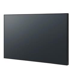 """Écran LFD Panasonic TH-49LF80W - 49"""" Classe - LF80 écran DEL - signalisation numérique - 1080p (Full HD) - système de rétroéclairage en bordure par DEL Edge-Lit - noir"""