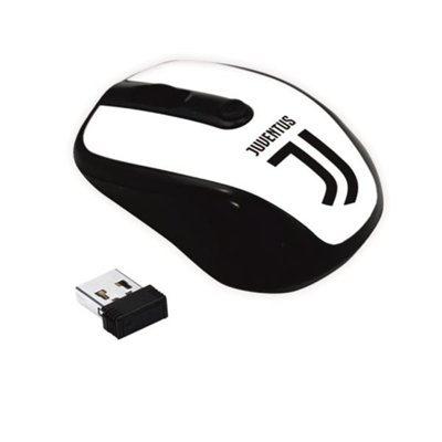 Mouse Prodotti Bulk - MOUSE WIRELESS LASER JUVENTUS    NP