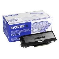 Toner Brother TN3170 - Noir - originale - cartouche de toner - pour Brother DCP-8060, 8065, HL-5240, 5250, 5270, 5280, MFC-8460, 8860, 8870