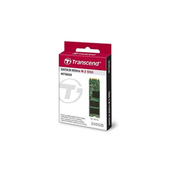 Disque dur interne Transcend MTS820 - Disque SSD - 120 Go - interne - M.2 2280 - SATA 6Gb/s