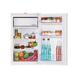 Réfrigérateur Beko TS190320 - Réfrigérateur avec compartiment freezer - pose libre - largeur : 47.5 cm - profondeur : 53 cm - hauteur : 82 cm - 86 litres - table top - classe A+ - blanc