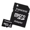 Carte mémoire Transcend - Transcend - Carte mémoire flash...