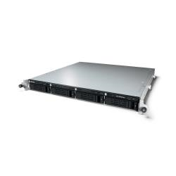 Serveur de stockage en réseau BUFFALO TeraStation 3400r - Serveur NAS - 4 Baies - 4 To - rack-montable - SATA 3Gb/s - HDD 1 To x 4 - RAID 0, 1, 5, 6, 10, JBOD - Gigabit Ethernet - iSCSI