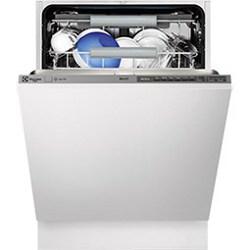 Lave-vaisselle Electrolux TT792 - Lave-vaisselle - intégrable - Niche - largeur : 60 cm - profondeur : 55 cm - hauteur : 82 cm - argenté(e)