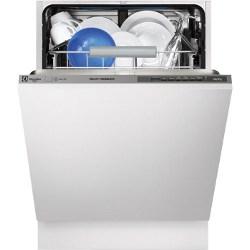 Lave-vaisselle Electrolux TT893R3 - Lave-vaisselle - intégrable - largeur : 60 cm - argenté(e)