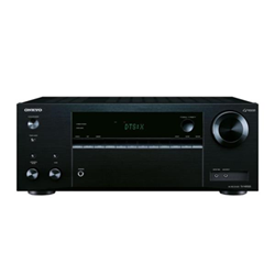 Onkyo TX-NR555 - Récepteur de réseau AV - Canal 7.2 - noir