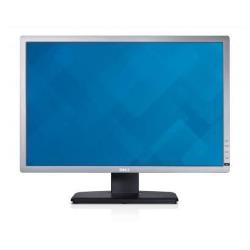 Monitor LED Dell - U2412mwh-white