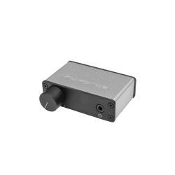 Adaptateur Optoma NuForce uDAC3 - Convetisseur audio numérique vers analogique - argenté(e)