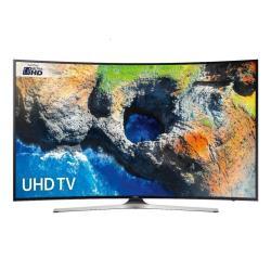 "TV LED Samsung UE49MU6200K - Classe 49"" - 6 Series incurvé TV LED - Smart TV - 4K UHD (2160p) - HDR - UHD dimming - noir"