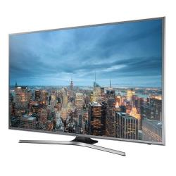 "TV LED Samsung UE50JU6800K - Classe 50"" - 6 Series TV LED - Smart TV - 4K UHD (2160p) - UHD dimming, Micro Dimming Pro - argenté(e)"