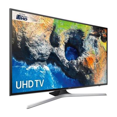 Samsung - =>>65 POLL FLAT UHD SERIE MU6120
