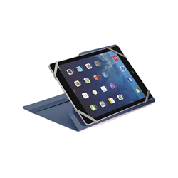 """Cover Celly - UNITAB78BL  per  Tablet 7""""-8"""" Similpelle Blu"""
