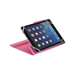 Cover UNITAB78PK per Tablet 7''-8'' Similpelle Rosa