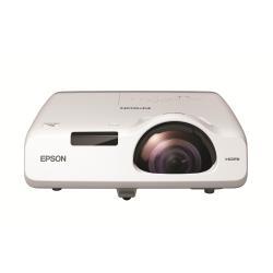 Vidéoprojecteur Epson EB-520 - Projecteur 3LCD - 2700 lumens - XGA (1024 x 768) - 4:3 - LAN