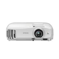Vidéoprojecteur Epson EH-TW5210 - Projecteur LCD - 3D - 2200 lumens - 1920 x 1080 - 16:9 - HD 1080p