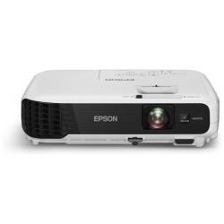 Vidéoprojecteur Epson EB-S04 - Projecteur LCD - 3000 lumens - SVGA (800 x 600) - 4:3
