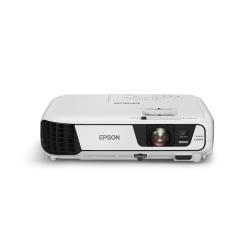 Vidéoprojecteur Epson EB-W32 - Projecteur LCD - 3200 lumens - WXGA (1280 x 800) - 16:10 - HD 720p - 802.11n sans fil