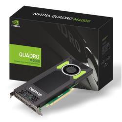 Carte vidéo NVIDIA Quadro M4000 - Carte graphique - Quadro M4000 - 8 Go GDDR5 - PCIe 3.0 x16 - 4 x DisplayPort