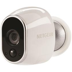 Netgear - Arlo wire free camera wall dome