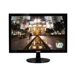 "Écran LED ASUS VS197DE - Écran LED - 18.5"" (18.5"" visualisable) - 1366 x 768 - 200 cd/m² - 5 ms - VGA - noir"