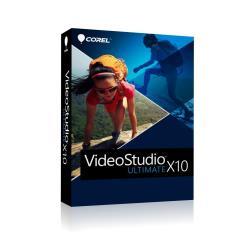 Logiciel Corel VideoStudio Ultimate X10 - Ensemble de boîtes - 1 utilisateur (mini-boîtier) - Win - Multi-Lingual - Europe
