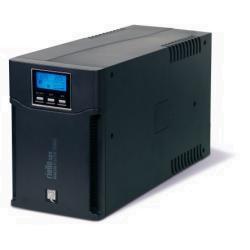 UPS onduleur Riello UPS Vision VST 2000 - Onduleur - CA 200/208/220/230/240 V - 1.6 kW - 2000 VA - RS-232, USB - connecteurs de sortie : 4 - gris foncé, RAL 7016