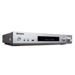 Pioneer VSX-S520D - Récepteur de réseau AV - canal 5.1 - argenté(e)
