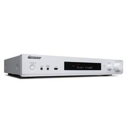 Pioneer VSX-S520D - Récepteur de réseau AV - canal 5.1 - blanc
