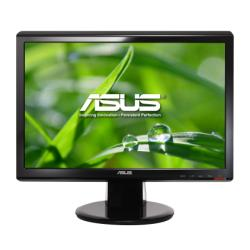 "Écran LED ASUS VW199NR - Écran LED - 19"" - 1440 x 900 - 250 cd/m² - 5 ms - DVI-D, VGA - noir"