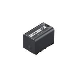 Batterie Panasonic VW-VBD58E-K - Batterie de caméscope Li-Ion 5800 mAh - pour Panasonic AG-AC30, AG-DVX200, AG-UX180, AG-UX90, HC-X1000; AVCCAM AG-AC8, AG-AC8PJ; P2 HD