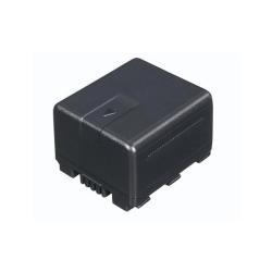 Batterie Panasonic VW-VBN130E-K - Batterie de caméscope Li-Ion 1250 mAh - pour Panasonic HC-X810, X900, X909, X920, X929, HDC-HS900, SD700, SD800, SD900, SD909, TM900