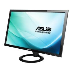 "Écran LED ASUS VX248H - Écran LED - 24"" (24"" visualisable) - 1920 x 1080 Full HD (1080p) - TN - 250 cd/m² - 1000:1 - 1 ms - 2xHDMI, VGA - haut-parleurs - noir"