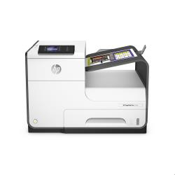 Stampante inkjet HP - Pagewide pro 452dwt cassetto