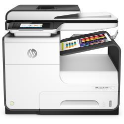 Multifunzione inkjet HP - Pagewide pro 477dwt cassetto