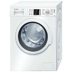Lave-linge Bosch VarioPerfect 6 Series WAQ20422II - Machine à laver - pose libre - hauteur : 82 cm - chargement frontal - 58 litres - 7 kg - 1000 tours/min - blanc