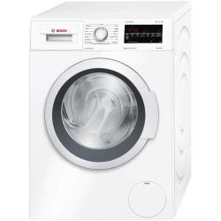 Lave-linge Bosch Serie 6 WAT20438IT - Machine à laver - pose libre - largeur : 59.8 cm - profondeur : 55 cm - hauteur : 84.8 cm - chargement frontal - 8 kg - 1000 tours/min