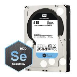 Hard disk interno WESTERN DIGITAL - WD SE 4 TB