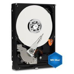 "Disque dur interne WD Blue - Disque dur - 6 To - interne - 3.5"" - SATA 6Gb/s - 5400 tours/min - mémoire tampon : 64 Mo"