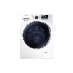 Machine à laver séchante Samsung WD80J6410AW - Machine à laver séchante - pose libre - largeur : 60 cm - profondeur : 60 cm - hauteur : 85 cm - chargement frontal - 58 litres - 8 kg - 1400 tours/min - blanc
