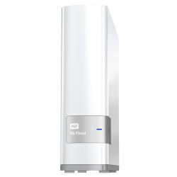 Serveur de stockage en réseau WD My Cloud WDBCTL0040HWT - Serveur NAS - 4 To - HDD 4 To x 1 - Gigabit Ethernet