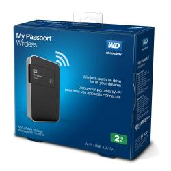 Hard disk esterno WESTERN DIGITAL - My passport