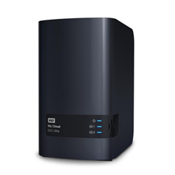 Nas WESTERN DIGITAL - My cloud ex2 ultra