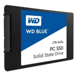 "Disque dur interne WD Blue PC SSD WDS100T1B0A - Disque SSD - 1 To - interne - 2.5"" - SATA 6Gb/s"
